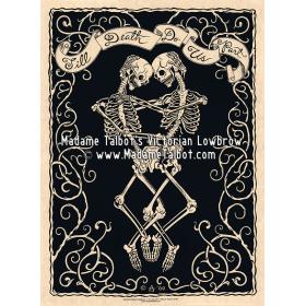 Affiches gothiques victoriennes Madame Talbot: Pour l'éternité
