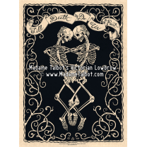 Victorian Gothic Posters - Madame Talbot: Till death