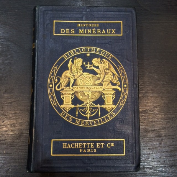 Bibliothèque des Merveilles - Hachette 19ème siècle