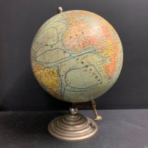 Old Earth Globe of 1937