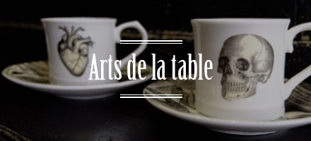 Arts de la table